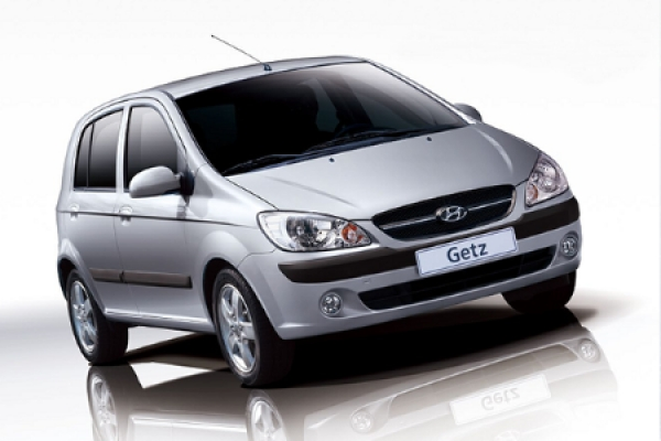 Hyundai Getz or similar